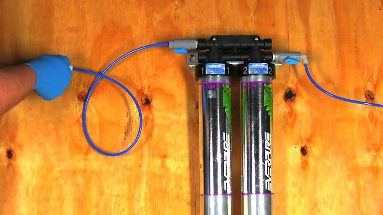 Everpure H 1200 To Body Glove Bg 12000 Upgrade Water
