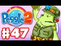 Peggle 2 - Gameplay Walkthrough Part 47 - Plants vs. Zombies Garden Warfare Pack