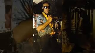 Elvis Fandango sings black magic woman