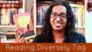 Read Diversely Tag