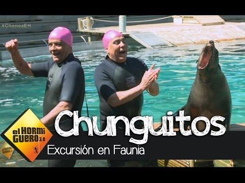 El Hormiguero 3.0 - Los Chunguitos se van de excursión a Faunia