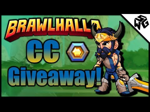 Brawlhalla Community Color Giveaway! #SkillzWGiveaway