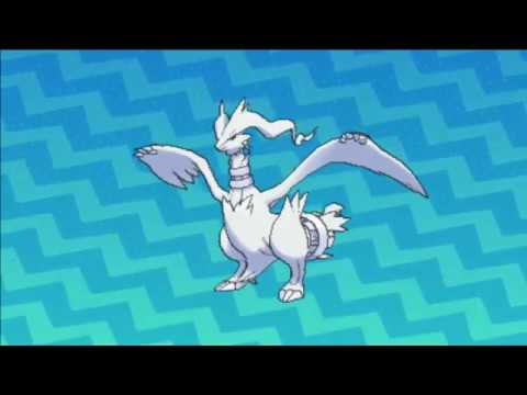 Pokemon Ultra Sun & Ultra Moon : Capturing Reshiram