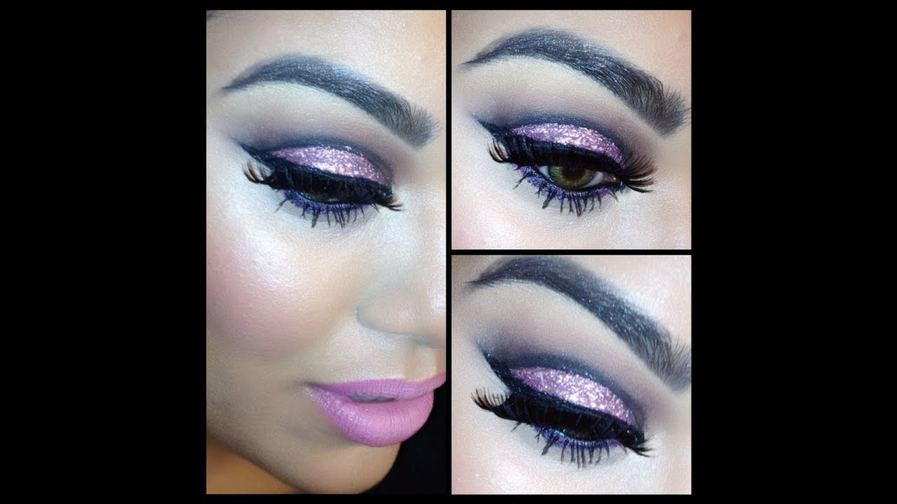 how to do oerfect eyeliner cut crease