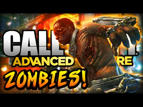 Advanced Warfare ZOMBIES CONFIRMED! - *NEW* Call of Duty Zombies Exo! (COD 2014)