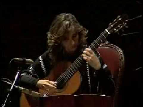 Барриос Мангоре Агустин - Madrigal (Gavota)