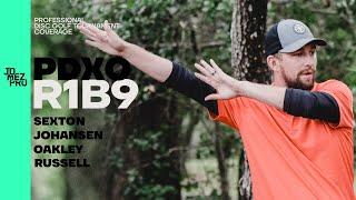 2019 PDXO | R1B9 | Sexton, Johansen, Oakley, Russell