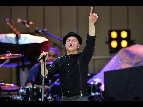 Olly Murs (Live) - Etihad Stadium - Manchester - 22 06 2013