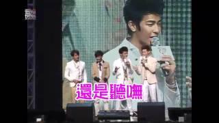 【壹級娛樂】20110607-飛輪海韓國推觀光 圭賢站台展誠意
