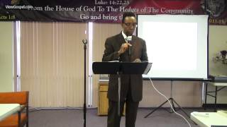 Bible Study - The Hidden Books on  The Life & Ministry of Jesus - Part 6