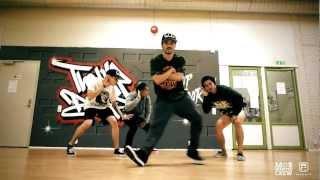 Choreografia by LANDO WILKINS    DNGxBNG presents    WHAT U DOIN?!