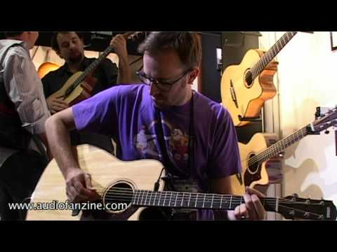 Yamaha A3R Video Demo Video [NAMM 2011]