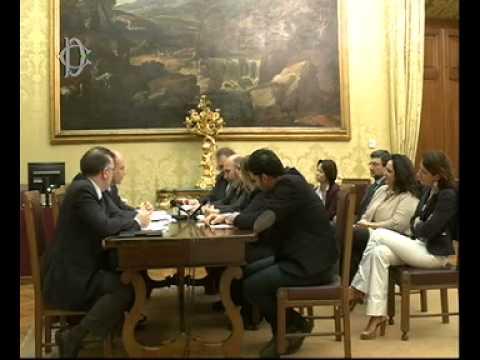 Consultazioni Governo - Enrico Letta Incaricato Premier - Movimento Ciqnue Stelle