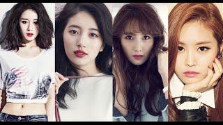 """Jiyeon(T-ara), Suzy(Miss A), Yoona(SNSD), Naeun(A Pink) """"Visual"""""""