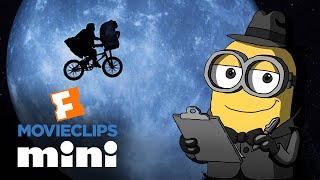 Movieclips Mini Movie: E.T.: The Extra-Terrestrial – Brian The Minion (2015) Minion Movie HD