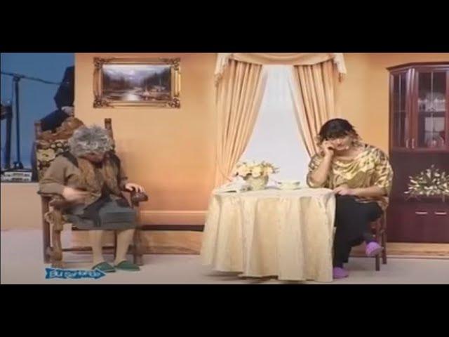 Qaynana gЙlin mГnasibЙtlЙri 15 il sonra - QeybЙt Bir parГa, 2012