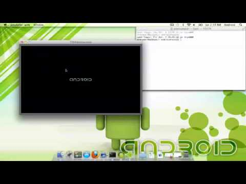 How to create an android virtual device on your computer