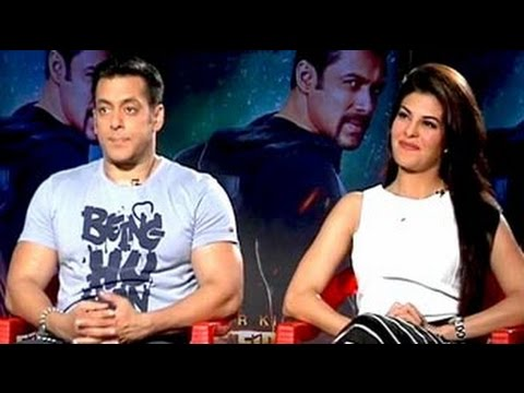 Salman jumps from 40th floor in Kick