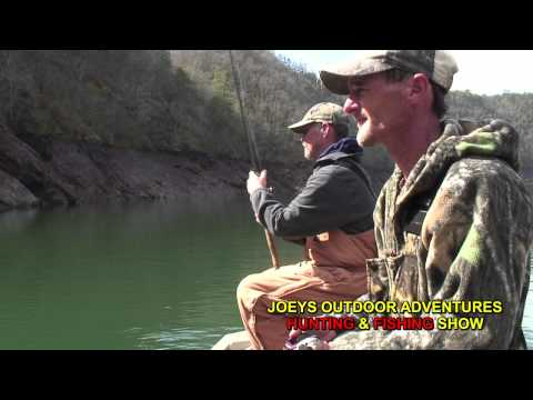 Bass Fishing @Fontana Lake/Joeys Outdoor Adventures