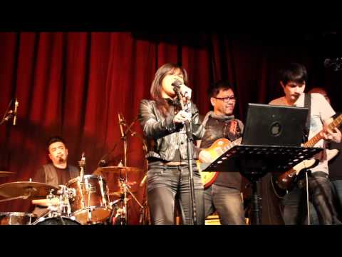 Eugene&the POWS: Foreigner: Hot Blooded Angelita Li on Vocal&Eugene Pao Guitar Solo