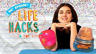 Night Routine Hacks | LIFE HACKS FOR KIDS