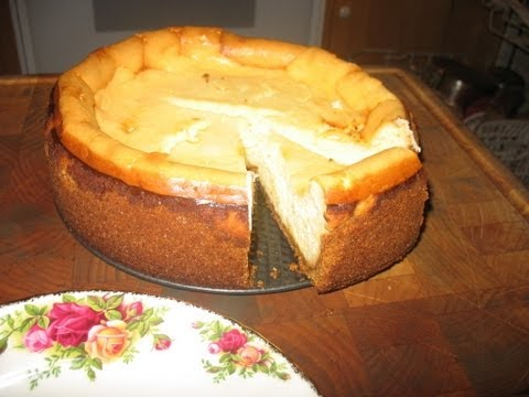 Marjorie's Cheese Cake – New York Style