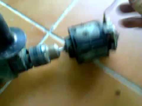 Motor de 12 voltios corriente continua