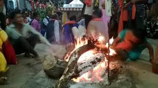 बाँकुड़ा गौ पूजा Jai bheru nath ki jai..............(part-9)