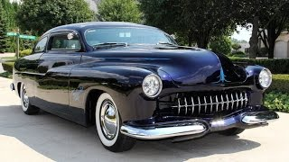 1951 Mercury Monterey Lead Sled For Sale