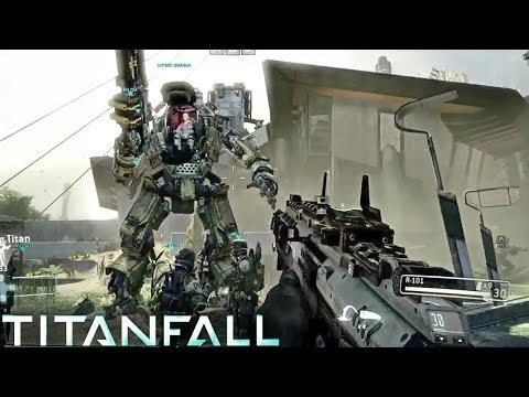 Titanfall Multiplayer - Xbox One Gameplay LIVESTREAM