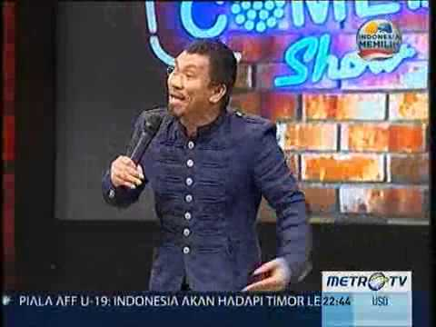Stand Up Comedy Mongol - 18 September 2013