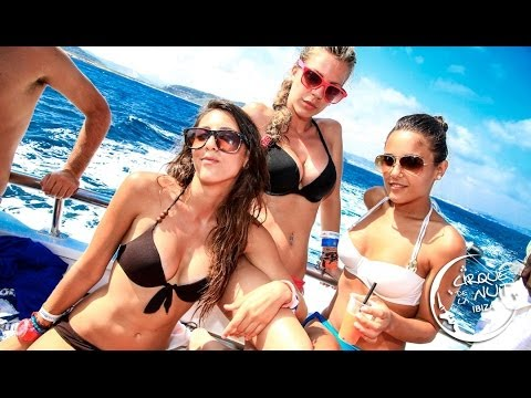 Bermuda Ibiza Boat Party 2012 - featuring Marco Bailey & Onur Ozer - on Lucky Life TV