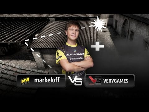 markeloff vs VeryGames @ Mad Catz CSGO Invitational