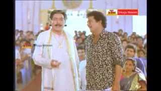 Aa Okkati Adakku Telugu Full Movie Part -15,  Rajendra Prasad, Rambha