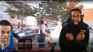 Most Delusional Youtuber Had A SPASM! Watching My 2vs2 Female Hoopers!