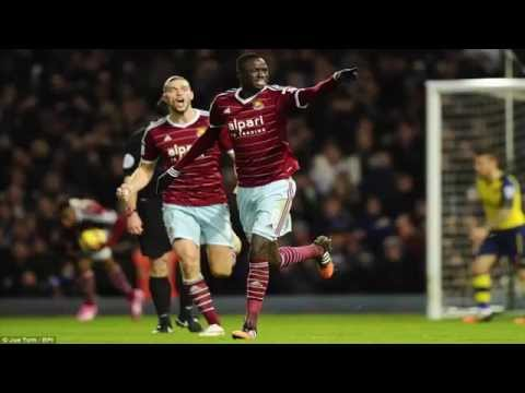 West Ham vs Arsenal 1-2 All Goals & Highlights HD Premier League 28/12/2014