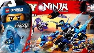 Mở hộp và lắp ghép bộ đồ chơi lego ninja master 68060C l Lego Stop Motion