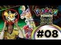 Pokemon Fusion #08 - EEVEECHU en EL BOSQUE DE LOS LEGENDARIOS