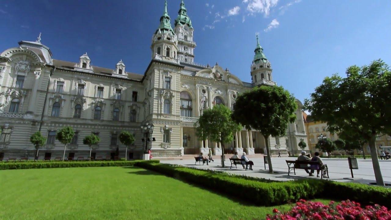 Szeretem Győrt Visit Győr Hungary Youtube