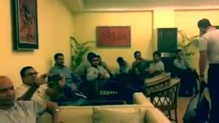 T20 World Cup 2016 - Pakistani cricket team enjoying Rashmeet Kaur Song before World T20 in India