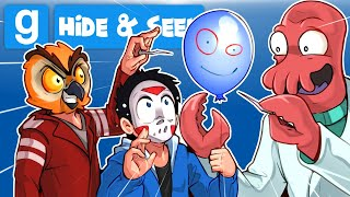 Gmod Ep. 88 - DON'T POP MY BIRTHDAY BALLOON! -  HIDE & SEEK (Garry's Mod Funny Moments)