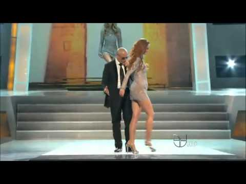 Pitbull   Bon Bon Premio Lo Nuestro 2011 1080p HD   YouTube