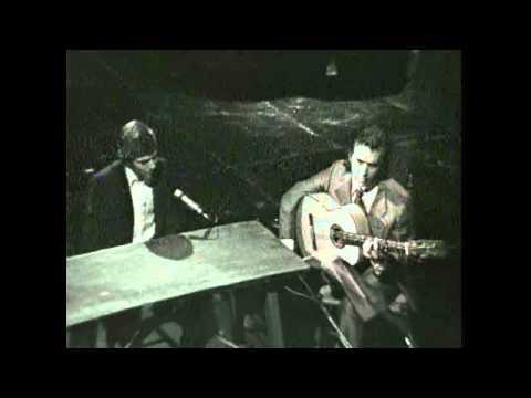 """CAMARÃ""""N DE LA ISLA - Flamencos en los archivos de RTVE (HD) PARTE 1"""