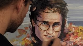 Painting Harry Potter - Facial Recognition