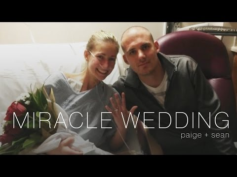 Emotional CANCER Wedding Film for Paige & Sean at SLC Public Library Wedding