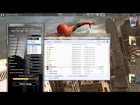 Descargar e Instalar The Amazing Spiderman Para PC Full En Español