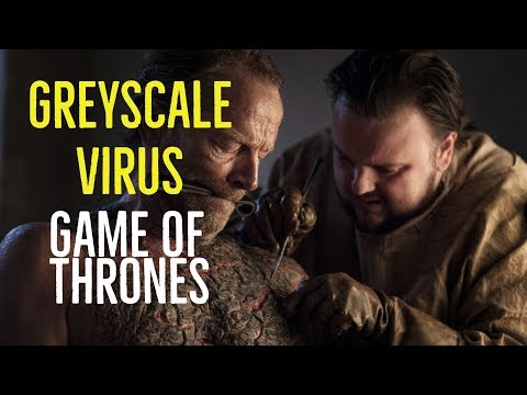 Greyscale Virus Game Of Thrones Explored