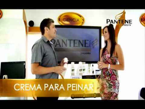 Expertos de la Belleza Pantene: Cómo usar Tratamiento Preventivo y Crema para Peinar