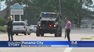 Heavy Gunfire Exchanged In Panama City Active Shooter Situation