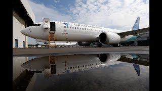 What new information led FAA to ground Boeing's 737 MAX jets?